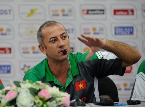 HLV Grachen: 'Sai lam ca nhan khien U19 Viet Nam thua tran' hinh anh
