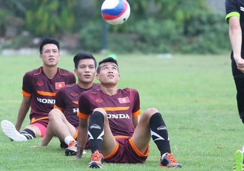 3 cau thu U23 Viet Nam phai tap rieng vi chan thuong hinh anh