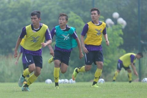 Lam giong HAGL nhung Lao thanh cong khi don U19 da League hinh anh