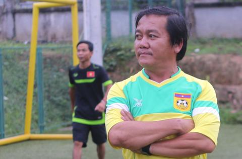 HLV nguoi Viet cua U19 Lao se khong an mung neu thang tran hinh anh