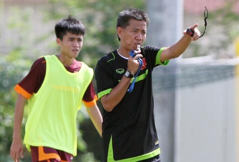 Thanh Hau la tru cot U19 Viet Nam du Vong loai chau A hinh anh