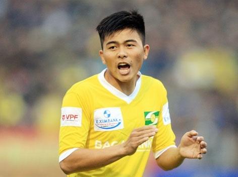 Manh Hung bi loai khoi doi U21 SLNA vi doi danh trong tai hinh anh