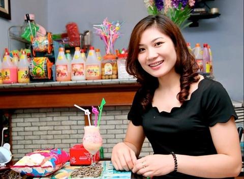 Xuan le bong cua hoa khoi bong chuyen Pham Yen hinh anh