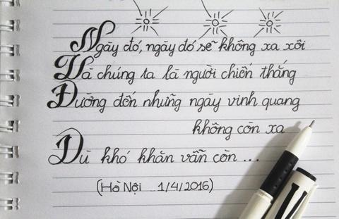 Hi hoa: Xuan Truong nham mat don co cho dong doi hinh anh 16
