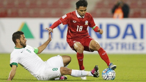 thai lan thua o vong loai world cup hinh anh