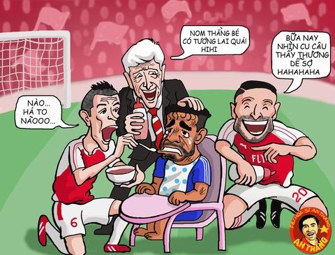 MU 'tom co' loi Leicester City ve thuc tai hinh anh 4