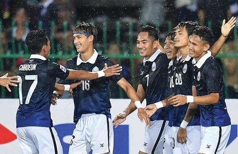Campuchia dat mot chan vao vong bang AFF Cup 2016 hinh anh