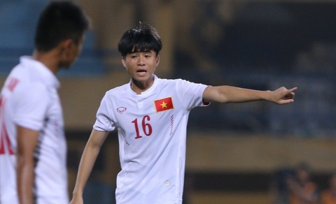 Thanh Hau, Quang Hai trai long ve U19 Viet Nam hinh anh