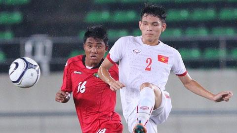 U19 Viet Nam cung bang Lao, Macau, Dai Loan o Vong loai chau A hinh anh