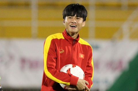 Thanh Hau gianh 've vot' du U20 World Cup hinh anh
