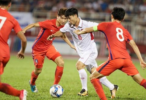 4 ban thang cua Cong Phuong tai Vong loai U23 chau A 2018 hinh anh