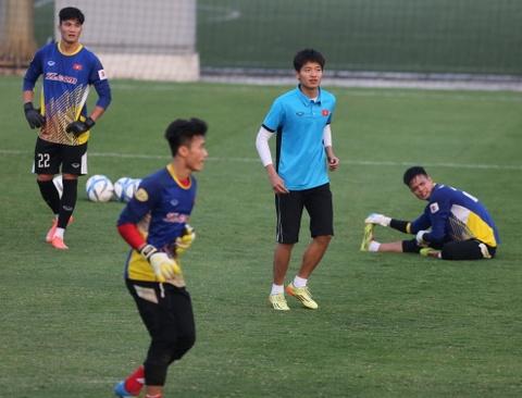 Phi Minh Long lam tro ly HLV thu mon o U23 Viet Nam hinh anh 1