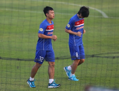 Phi Minh Long lam tro ly HLV thu mon o U23 Viet Nam hinh anh 8