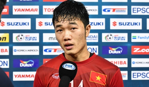 Xuan Truong canh bao U23 Viet Nam ve tran dau voi Syria hinh anh