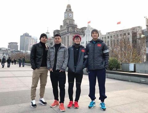 Hai Duong to chuc le vinh danh 4 tuyen thu U23 Viet Nam hinh anh