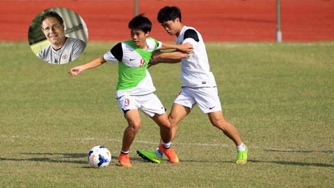 Doi bong cu cua Ronaldo, Park Ji-Sung 'ket' 4 cau thu U19 VN hinh anh