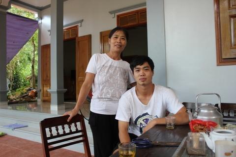 Cong Phuong: 'Sang nam con lay vo nhe' hinh anh