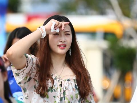 3 ung vien sang gia cua danh hieu Miss VTV Cup 2015 hinh anh