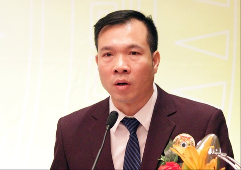 Hoang Xuan Vinh vao thuong vu Lien doan Ban sung Viet Nam hinh anh