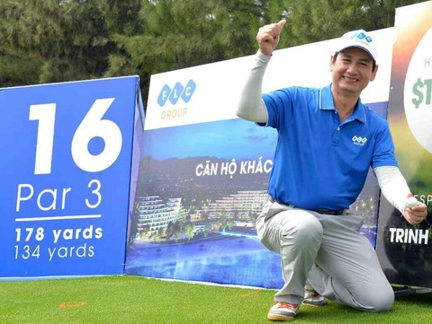 Golfer Sai Gon gianh 7 ty dong sau cu hole-in-one hinh anh
