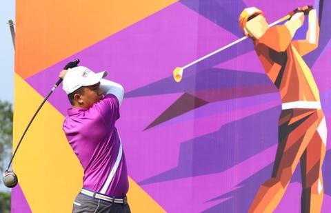 Xac dinh 5 golfer du VCK giai golf khong chuyen the gioi 2017 hinh anh