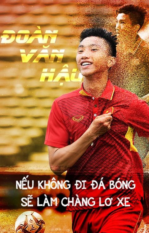 Doan Van Hau: Neu khong da bong, se lam chang lo xe hinh anh 1