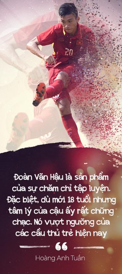 Doan Van Hau: Neu khong da bong, se lam chang lo xe hinh anh 9