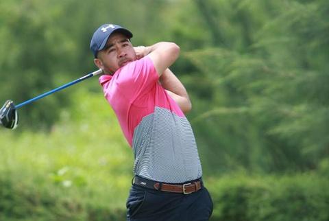 Golfer Viet kieu quyet tam tro thanh quan quan Vietnam Masters 2017 hinh anh