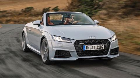Audi TT '20 Years Edition' giới hạn 999 chiếc, bán ra đầu 2019