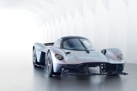 Aston Martin Valkyrie dùng động cơ V12, mạnh 1.000 mã lực