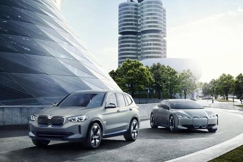 BMW muon ra mat 25 mau xe dien vao nam 2025 hinh anh