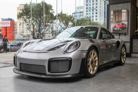 Chi tiet Porsche 911 GT2 RS manh nhat lich su, gia 20 ty o VN hinh anh