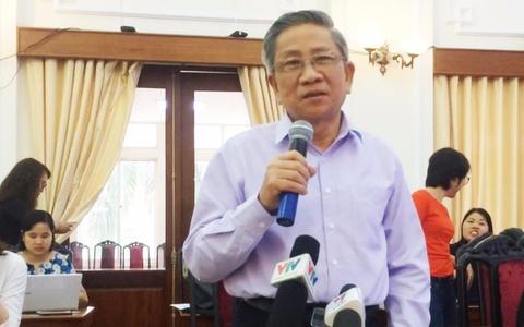 GS Nguyen Minh Thuyet noi ve giao duc gioi tinh trong chuong trinh moi hinh anh