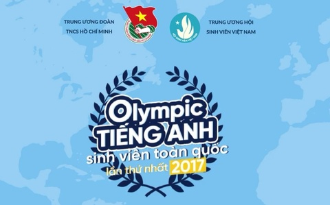 Hoi thi Olympic tieng Anh sinh vien toan quoc nam 2017 hinh anh