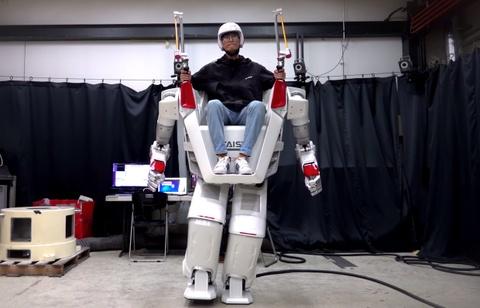 Ben trong ngoi truong phat trien robot sat thu o Han Quoc hinh anh 11