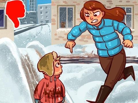 7 cách phạt con không đúng khiến trẻ phát triển tiêu cực