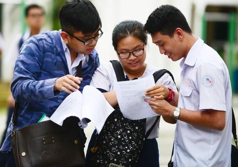 ĐH Quốc gia TP.HCM công bố bài thi mẫu đánh giá năng lực 2019