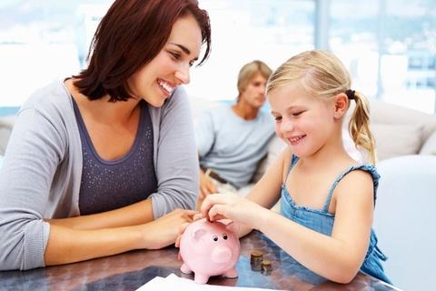 'Nhiều tiền để làm gì' và cách dạy con ứng xử với tiền