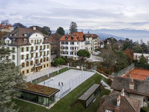 Trường quốc tế nổi tiếng thế giới, học sinh được du ngoạn châu Âu
