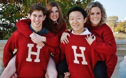 10 dai hoc tot nhat the gioi, Harvard khong dung thu nhat hinh anh
