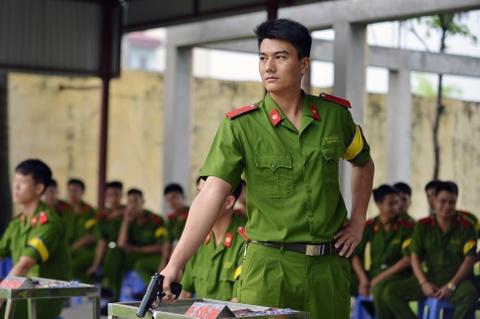 5 truong cong an cong bo diem san hinh anh