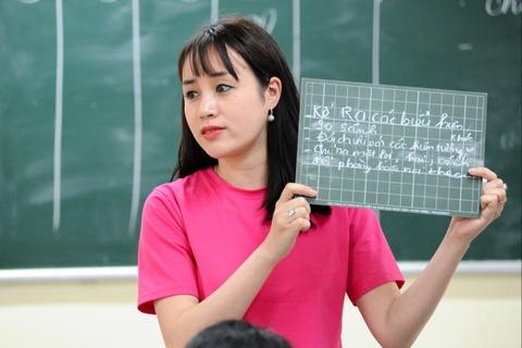 Giáo viên gặp khó với tiêu chuẩn nâng hạng