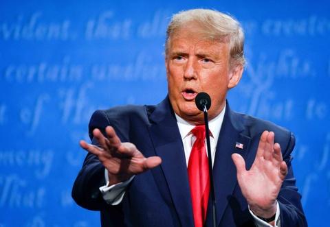 Tong thong Trump: Joe, toi tranh cu chinh vi ong va Obama hinh anh