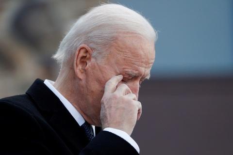 Ong Biden roi le tam biet que nha de toi Washington hinh anh