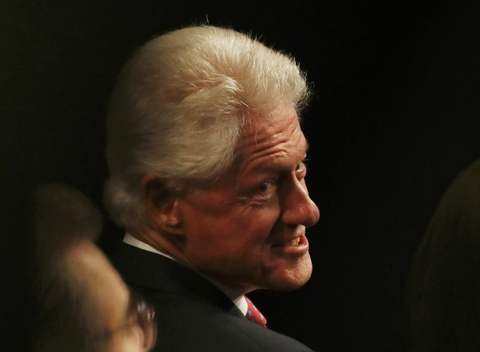 WikiLeaks tiet lo chuyen kiem tien cua Bill Clinton hinh anh