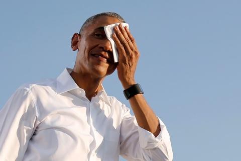 Giot mo hoi Obama, phap su Han Quoc vao top anh tuan hinh anh 1