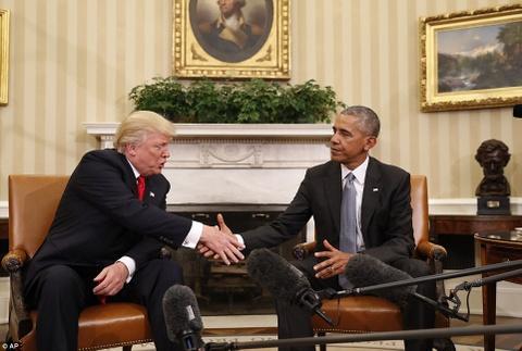 Obama gap Trump o Nha Trang: Chung toi da tro chuyen vui ve hinh anh 3