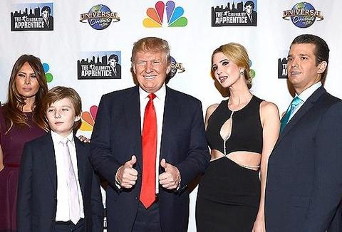 Con cua ong Trump co the duoc tiep can an ninh tuyet mat hinh anh