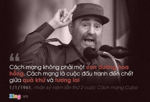 Fidel Castro: 'Trai tim toi lam bang thep' hinh anh 3
