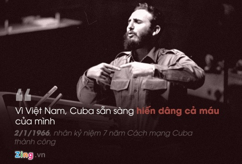 Fidel Castro: 'Trai tim toi lam bang thep' hinh anh 5